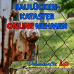 Pressemitteilung Baulückenkataster