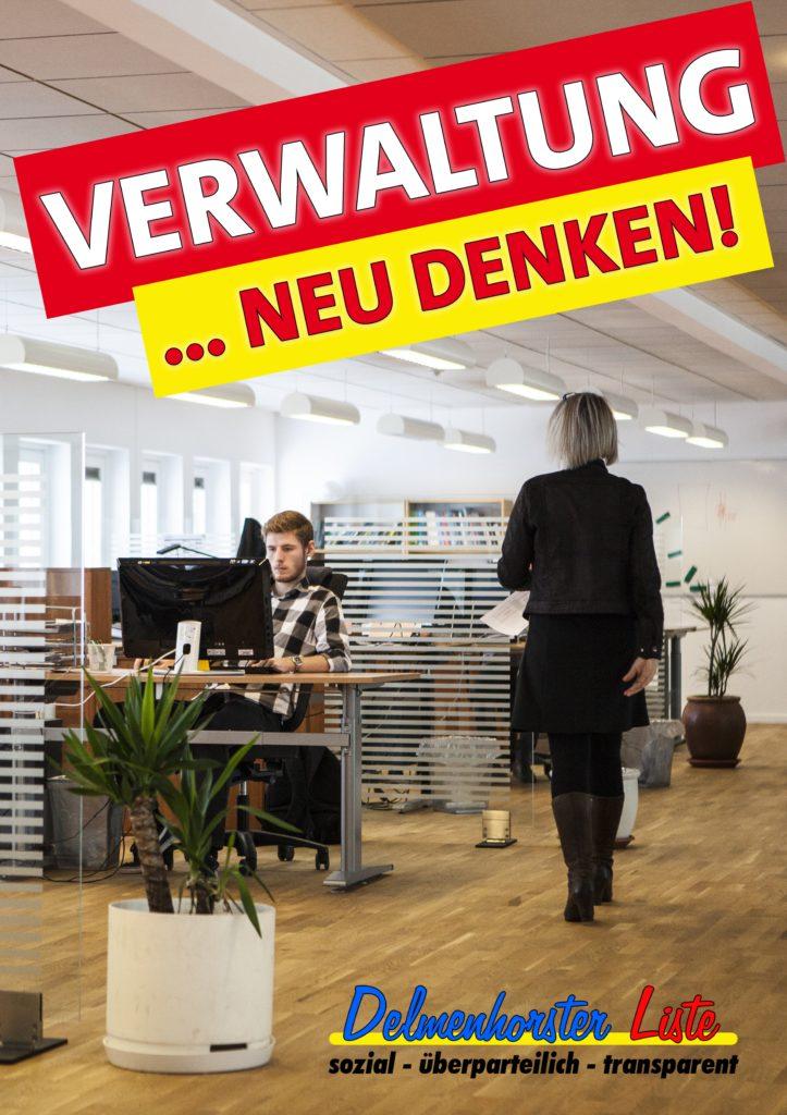 Verwaltung - neu denken