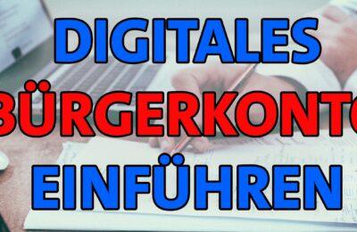 Digitales Bürgerkonto